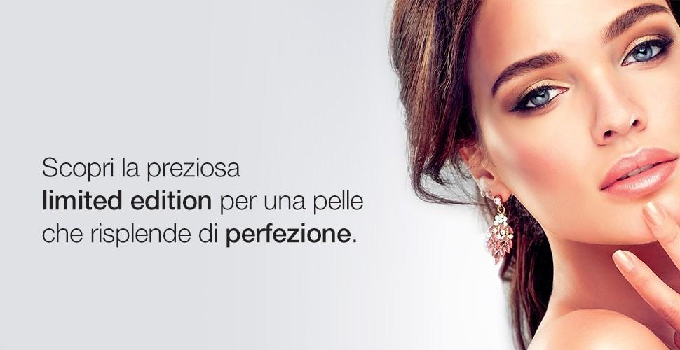 Scopri la preziosa limited edition per una pelle che risplende di perfezione